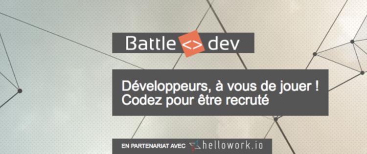 Battle dev Régions job